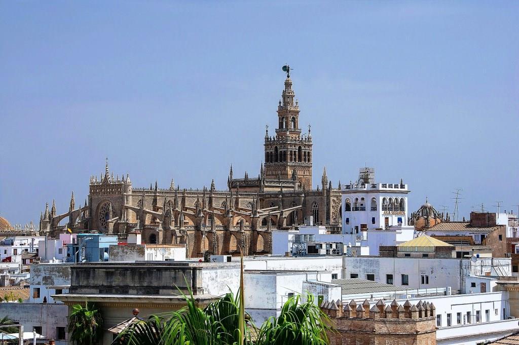 Bild von der Kathedrale von Sevilla