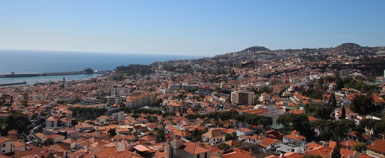 Madeira Funchal Urlaub