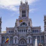 Madrid Rathaus
