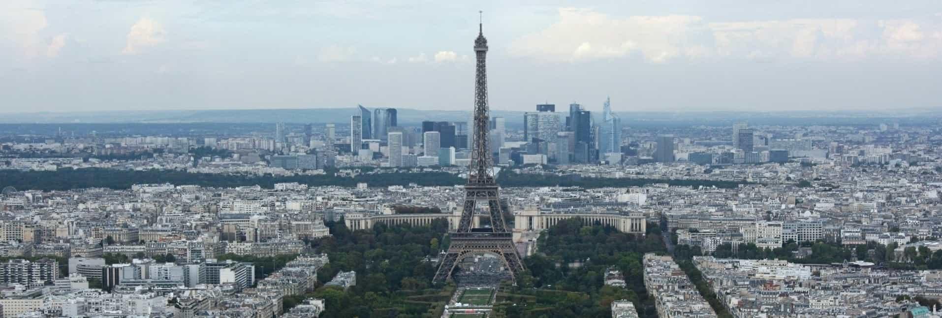 Montparnasse Aussicht
