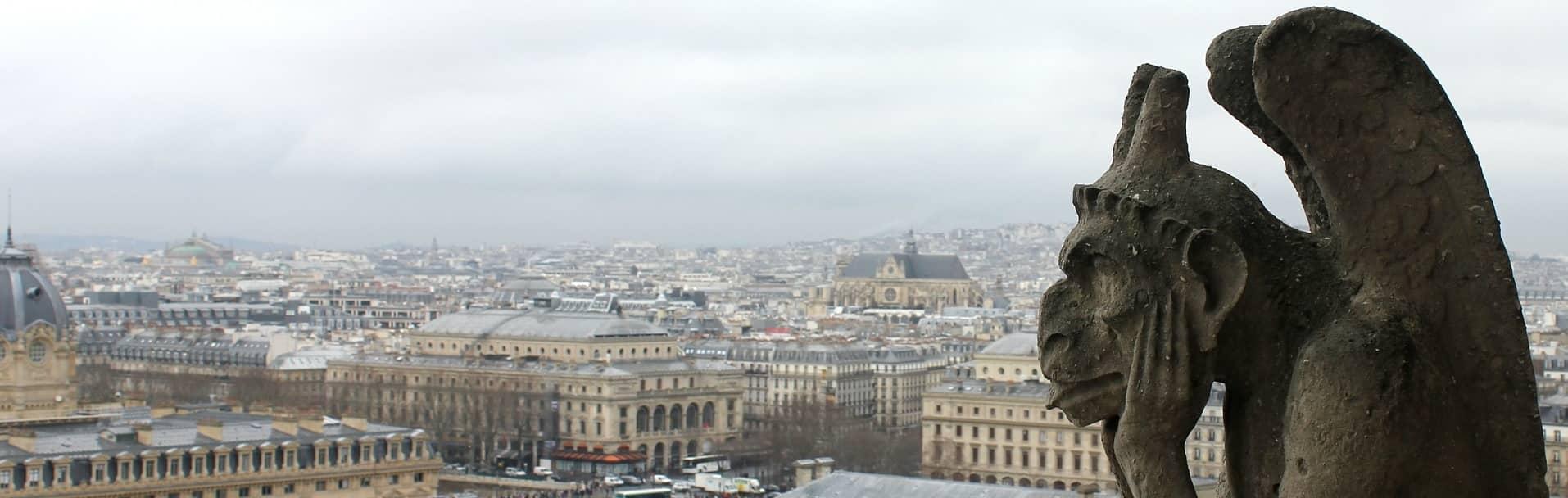Notre Dame Aussicht