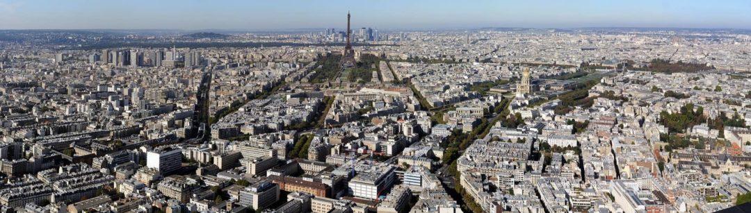 Die schönsten Aussichtspunkte und Dachterrassen in Paris