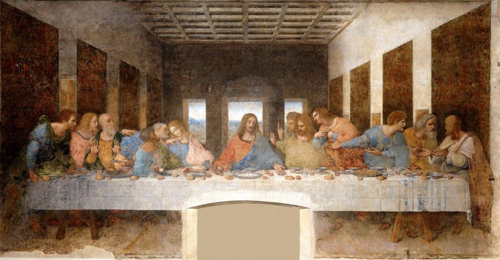 Santa Maria delle Grazie in Mailand