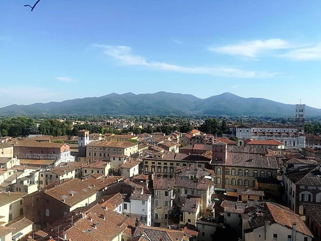 Aussichtspunkt Lucca