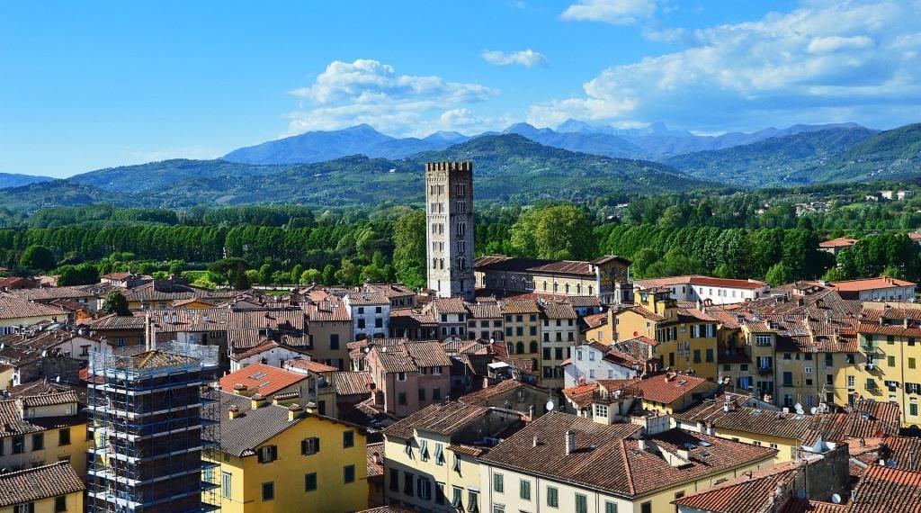 Lucca in der Toskana – Sehenswürdigkeiten und Aktivitäten