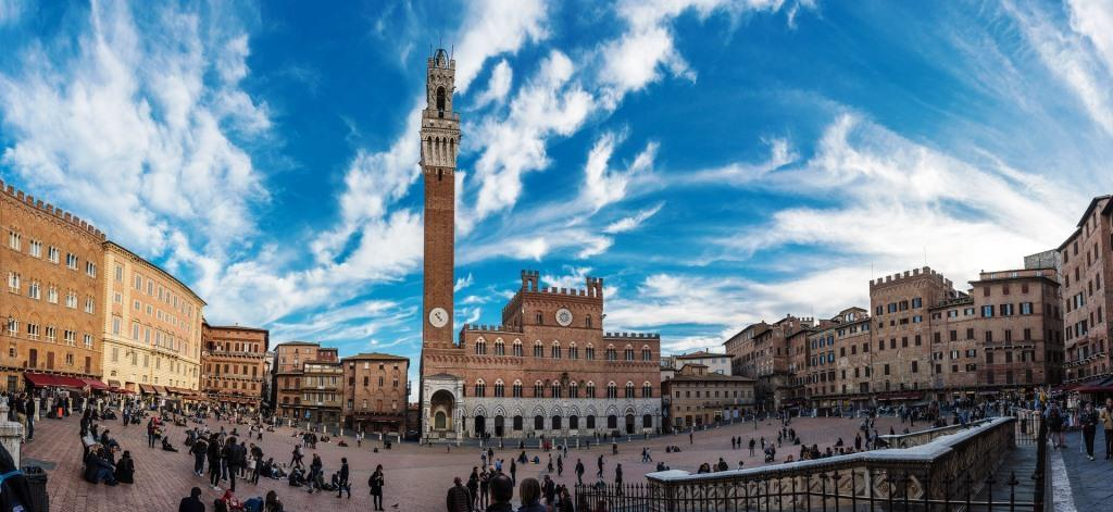 Sehenswürdigkeiten in Siena – Das Herz der Toskana