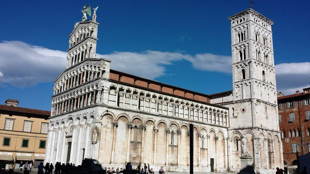Kirche in Lucca