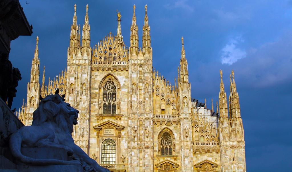 Mailand – die beliebtesten Sehenswürdigkeiten