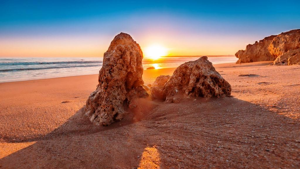 Urlaub in der Algarve