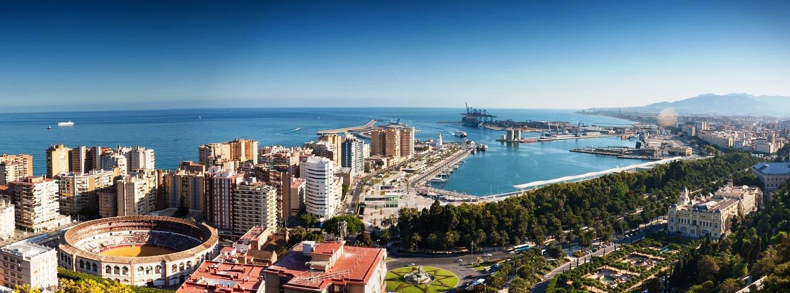 Málaga – Sehenswürdigkeiten in der Metropole Südspaniens