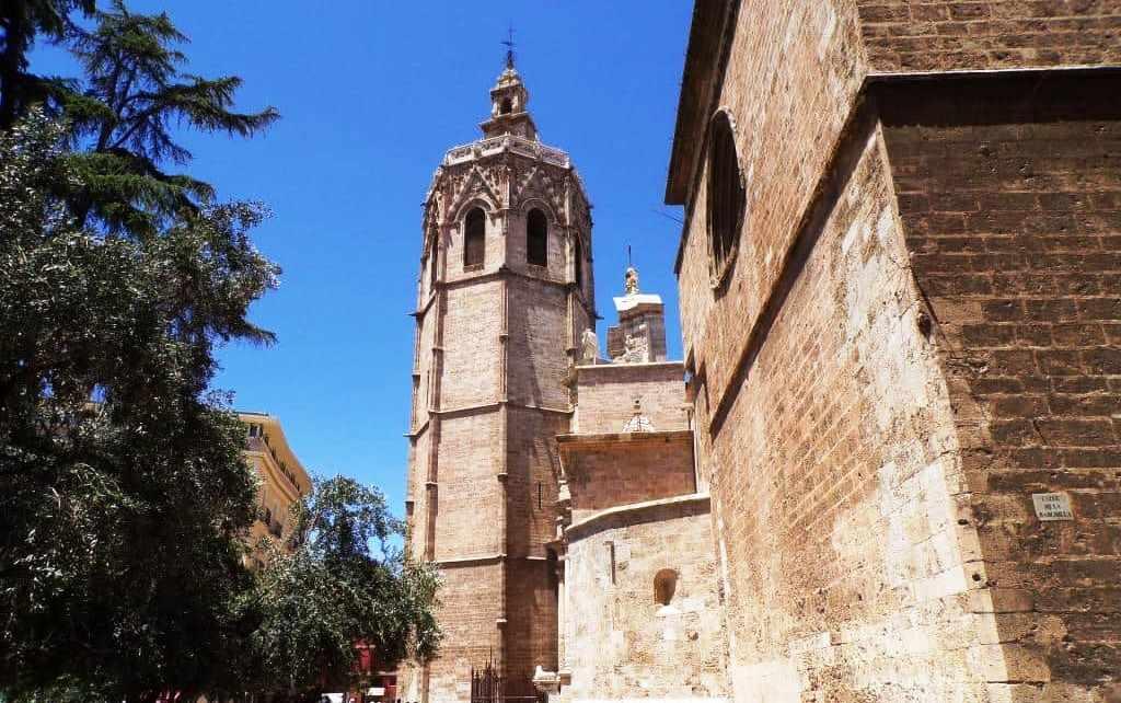Glockenturm von Valencia