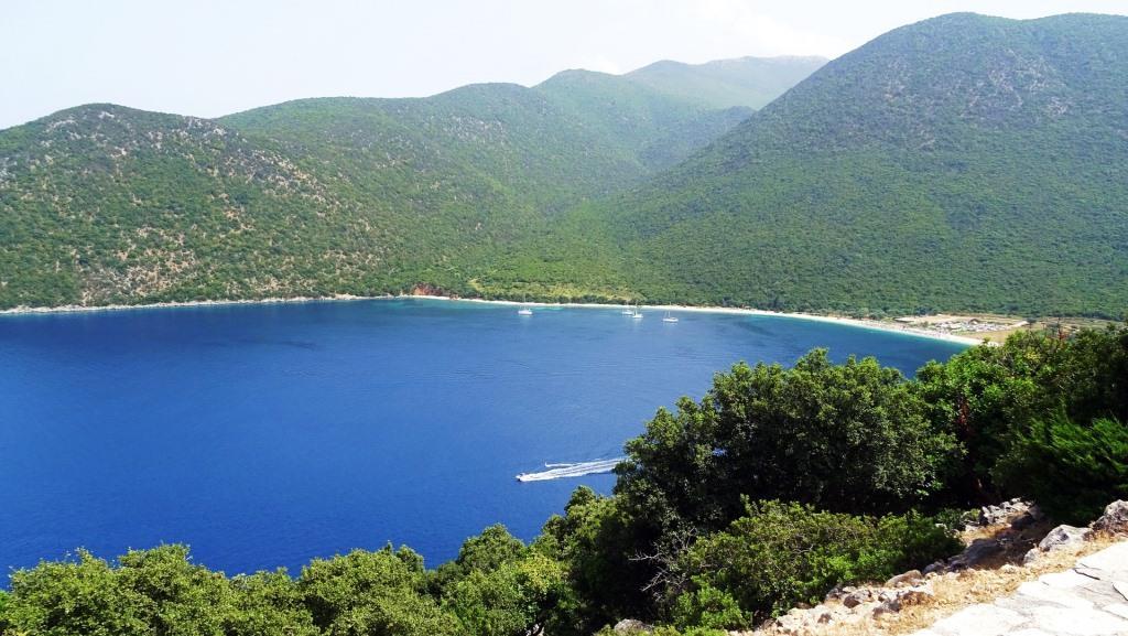 Natur und Meer auf Kefalonia
