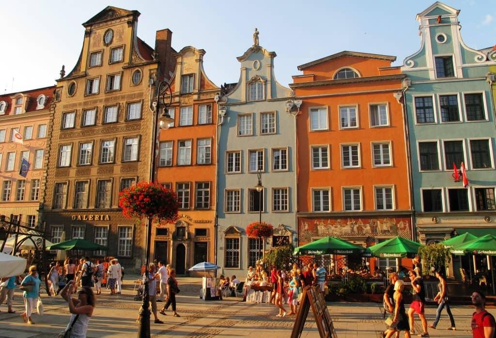 Langmarkt Danzig