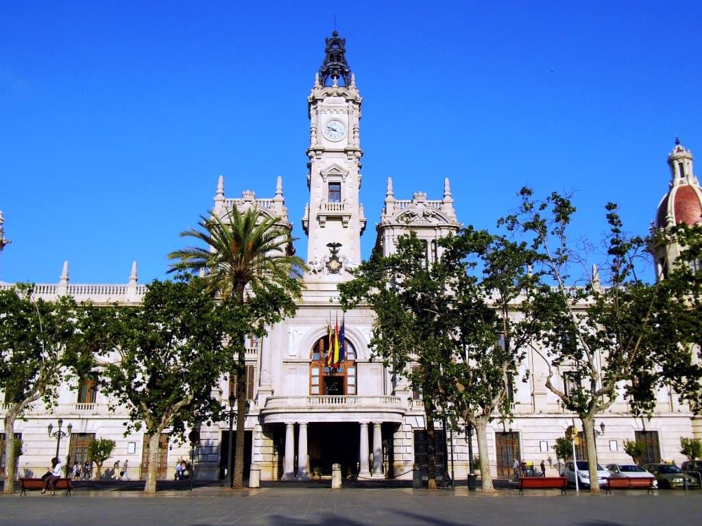 Rathaus von Valencia