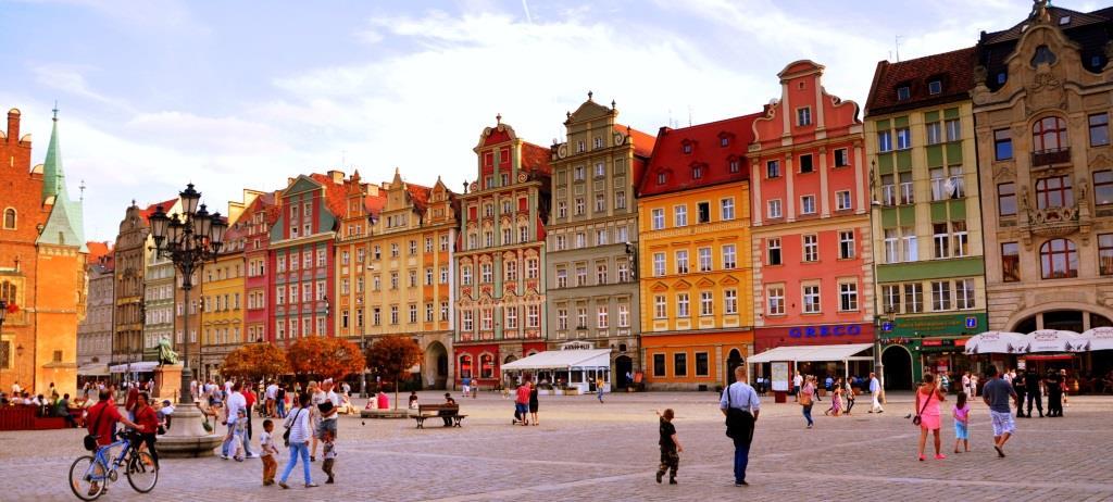 Breslau – Sehenswürdigkeiten und Tipps zur Kulturhauptstadt Europas