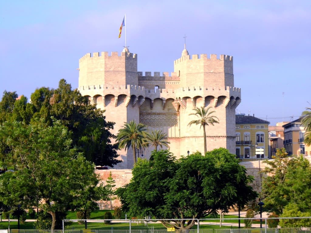 torres de serranos Valencia