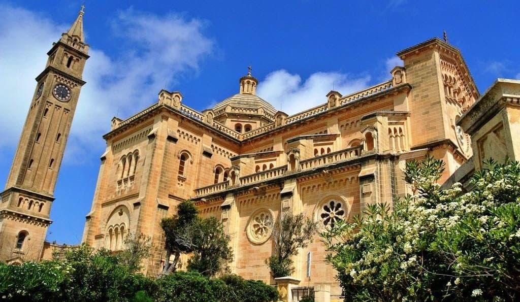 Basilika auf Gozo