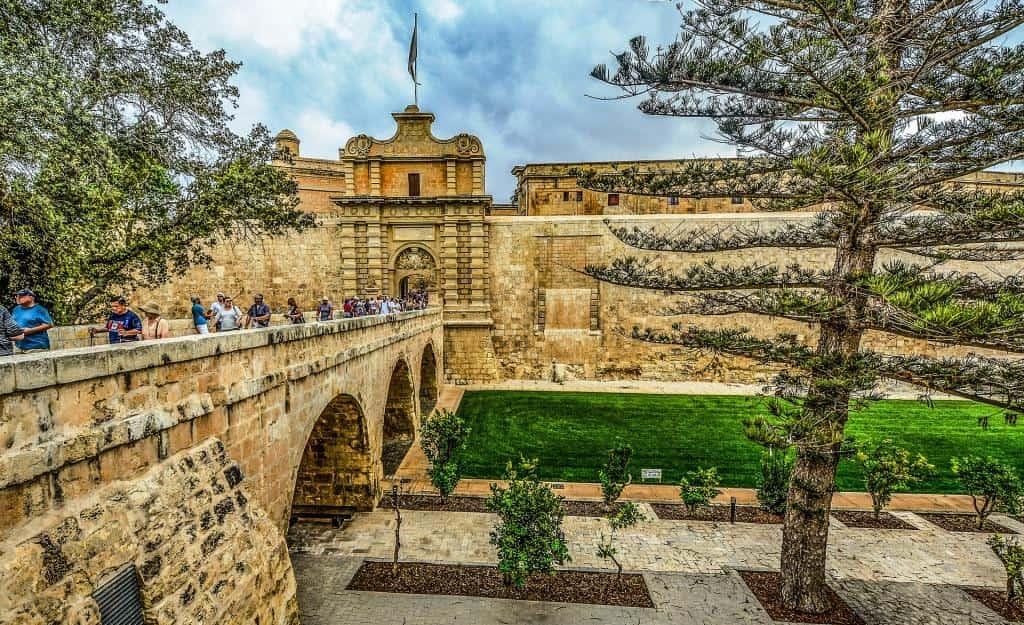 die Stadt Mdina bei einem Malta Urlaub besuchen