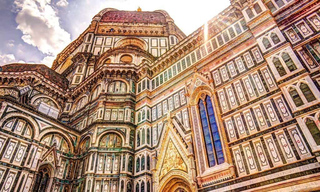 Florenz Dom Fassade