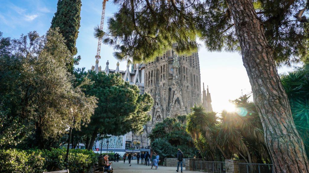 La Sagrada Familia – Tipps für das Wahrzeichen Barcelonas