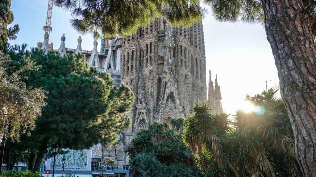 Sagrada Familia ansehen