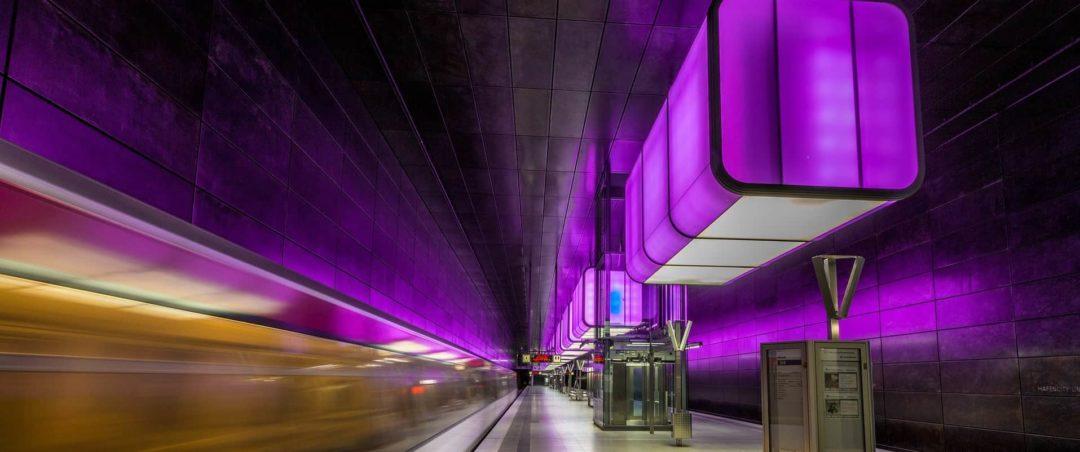 Die 10 längsten U-Bahn-Netze der Welt