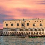 Blick auf den Dogenpalast