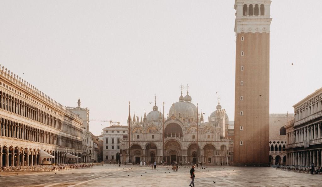 Der Markusdom in Venedig