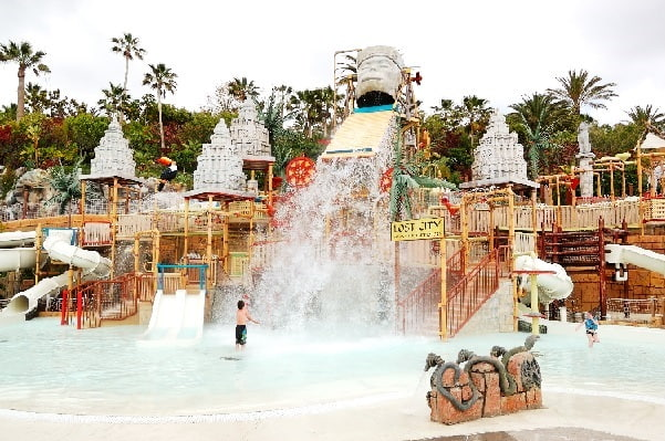 The Lost City Siam Park