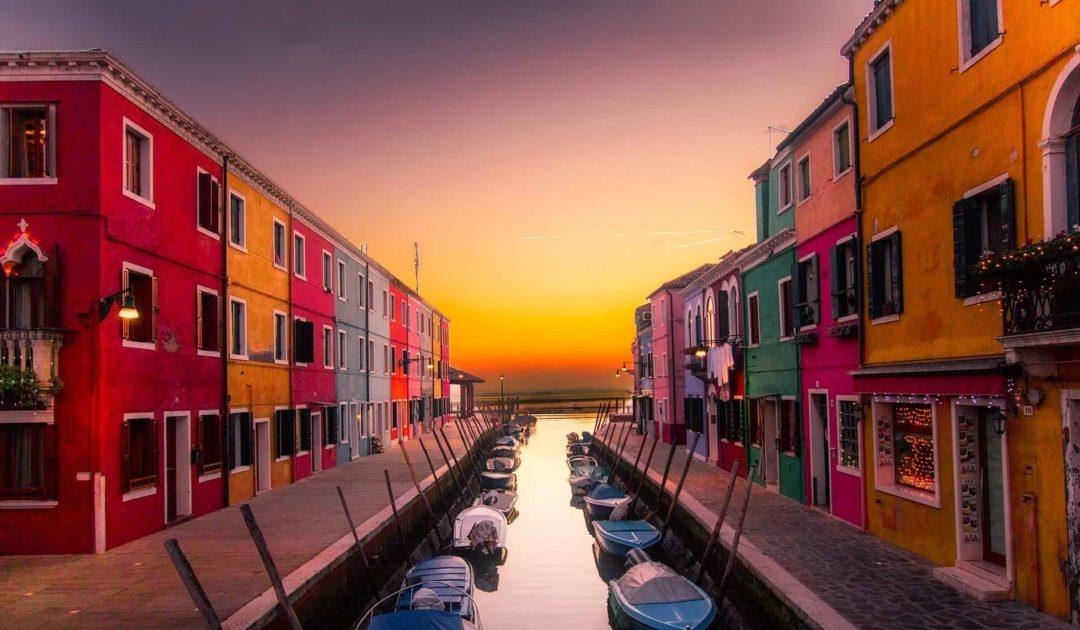Burano in Venedig – Sehenswürdigkeiten und Tipps