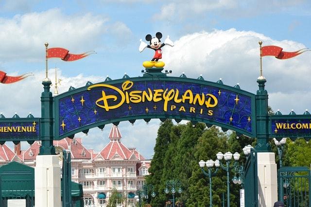 Eintritt ins Disneyland Paris