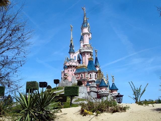 Disneyland Anreise nach Paris