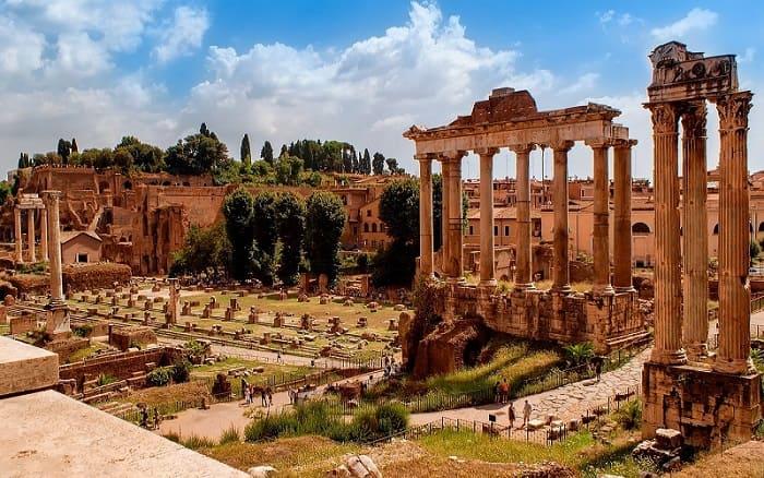 Das Forum Romanum in Rom – Eintritt, Tickets & Öffnungszeiten