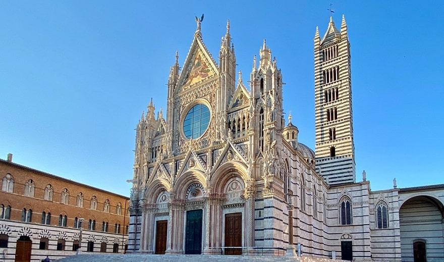 Der Dom von Siena – Eintritt, Tickets, Öffnungszeiten