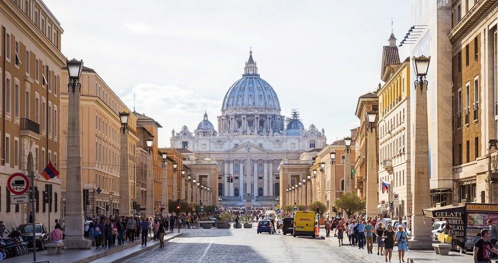 Petersdom Rom – Eintritt, Tickets & Öffnungszeiten