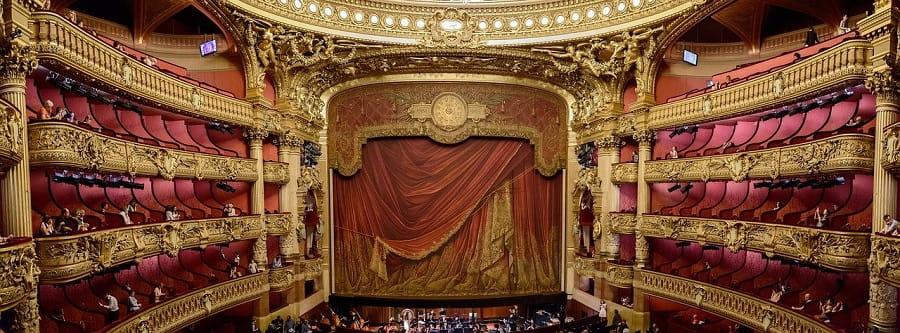 Die Opéra Garnier in Paris – Eintritt, Tickets und Öffnungszeiten