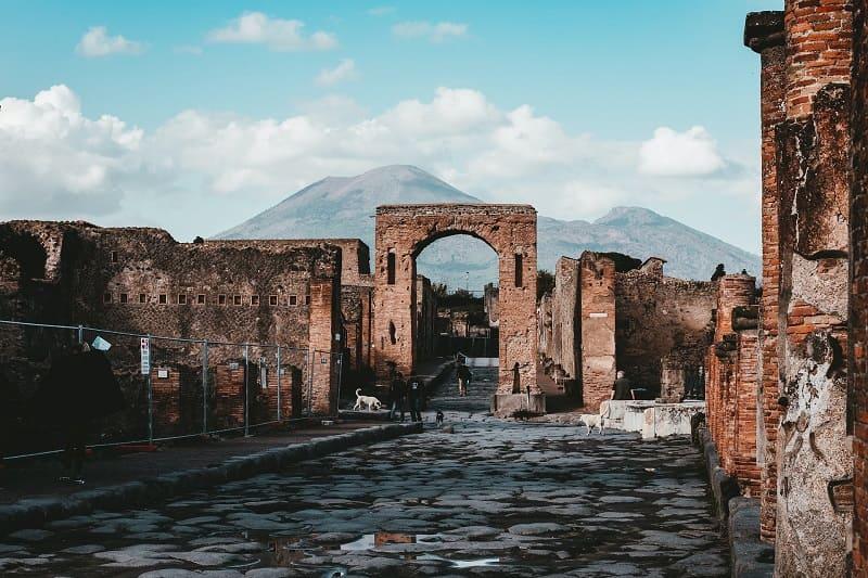 pompeii besichtigung