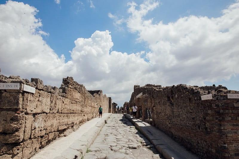 pompeji sehenswürdigkeiten