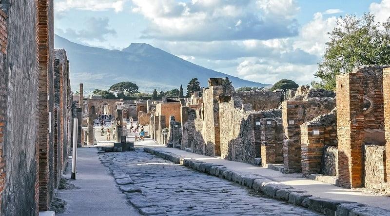 Pompeii bei Neapel – Besichtigung, Eintritt & Öffnungszeiten